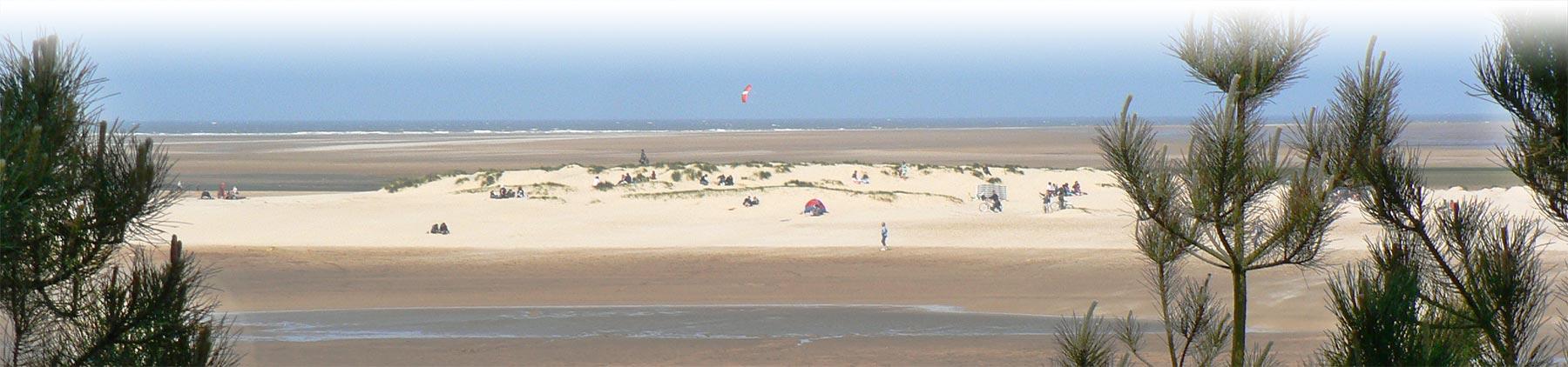 The beach, Wells-next-the-Sea, Norfolk