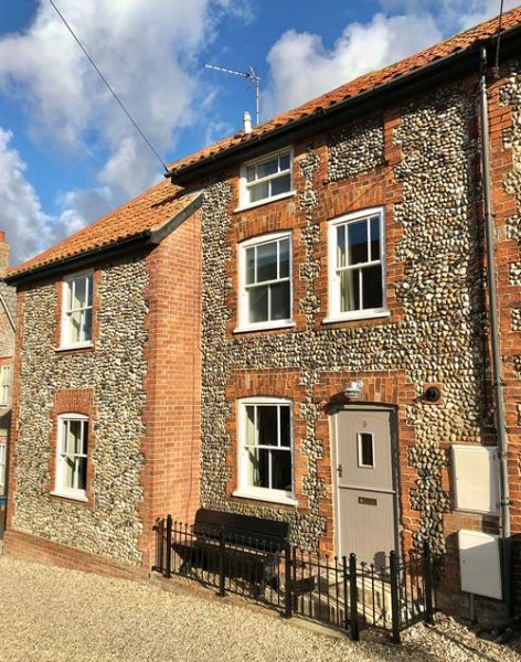 Holiday Cottage, Wells, north Norfolk