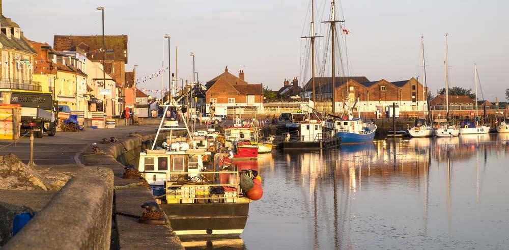 Wells Quay, Norfolk